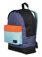 Quiksilver Rucksack Everyday Edit M Aruba Blue Blau Orange