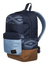 Quiksilver Rucksack Night Track Captain Blau