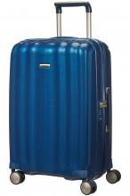 Reisetrolley Samsonite Lite-Cube blau Electric Blue Hartschale