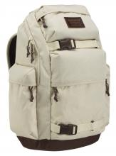 Rucksack Burton Kilo Pack Cloud Heather wollweiß naturfarben