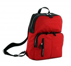 Rucksack Hunter Mandarina Duck hellrot Mara Red Laptopfach