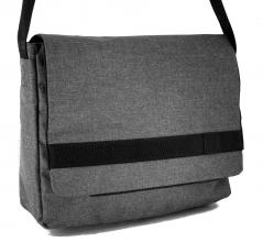 Strellson Northwood Collegetasche Messenger LHF dark grey