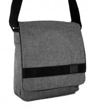 Strellson Northwood Messenger Gurttasche MFV dark grey