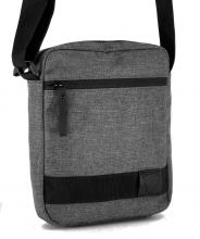 Strellson Northwood Shoulderbag Messernger XSVZ dark grey