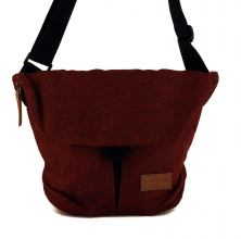 Travelite Messenger-Bag Bordorot