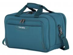 Travelite Sunny Bay Petrol 40cm Bordtasche Notebookfach