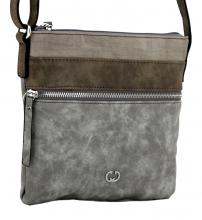 Umhängetasche Gerry Weber Breathe ShoulderBag MHZ grau