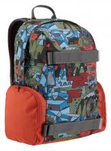 YTH Emphasis Never Ending Story bunter Kinderrucksack Burton