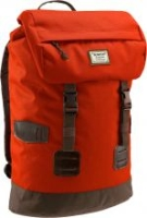 Burton Tinder Pack Rucksack Burnt Ochre Orange