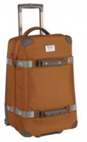 Burton Wheelie Cargo Trolley True Penny Ballistic orange braun