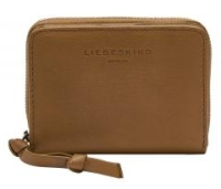 Wallet small Liebeskind TAAlexis camel Lamm RFID