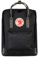 Fjällraven Kanken Rucksack Black-Striped