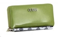 Portmonaire Guess South Bay SLG Lime Handschlaufe