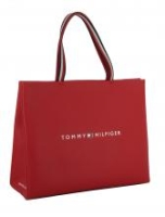 Shopping Bag Tommy Hilfiger Red Rot Tote