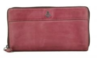 Harbour2nd Damenbrieftasche Atlantica Rose rosa Anker