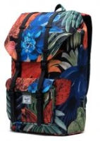 Freizeitrucksack Little America Laptopfach Herschel Watercolor