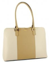 Sina Jo Shopper Ledertasche Cream/Ice 70115