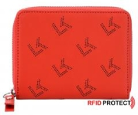 Lederbörse RFID Icon Conny poppy red Matmo Liebeskind rot
