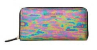Liebeskind Geldtasche GigiW7 Multicolored Oil Slick Bunt