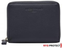 Brieftasche dunkelblau RFID Liebeskind Harriy Conny Midnight Sky