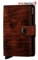 Secrid Miniwallet Kartenetui Dutch Martin Whiskey