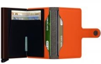 Secrid Miniwallet Vegan Yard Orange