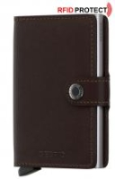 Secrid Cardprotector Original dark brown
