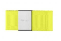 Secrid Gummiband Gelb Moneyband Neon Yellow