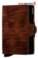 Secrid Twinwallet Cardprotector doppelt Dutch Martin Whiskey