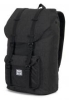 Sportrucksack Herschel Little America Mid black crosshatch
