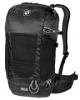 Sportrucksack Kingston 22 Pack schwarz Black Jack Wolfskin